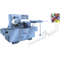 CY2000 آلة تغليف مع ثلاث حافات شفافة الفيلم المعدل (مع مكافحة التزييف و سلك سهل لسحب)