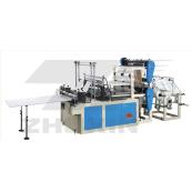 SHXJ600-800 máquina produtora de sacolas com corte e selagem