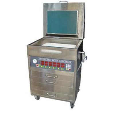 máquina de impressão YG releva de placas
