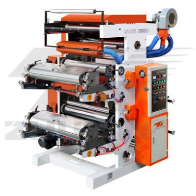 máquina de impressão YT de bicolor flexível