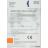 Certificación CE de Máquina impresora