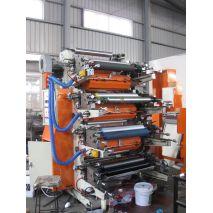 YT-4800 High Speed Four-colour Flexible Prinring Machine
