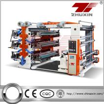 YT6600-61000 Series Six Colour Flexible Printing Machine