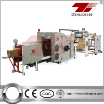 CY-180 square bottom food paper bag making machine