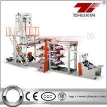 SJ-YT extrusion and flexo printing machine
