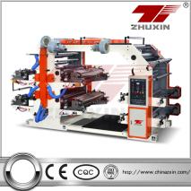 YT4600-41000 series four-colour flexible prinring machine