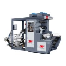 New type synchronous belt flexo printer machine 2 color