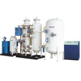 PSA Nitrogen generator for foodstuff