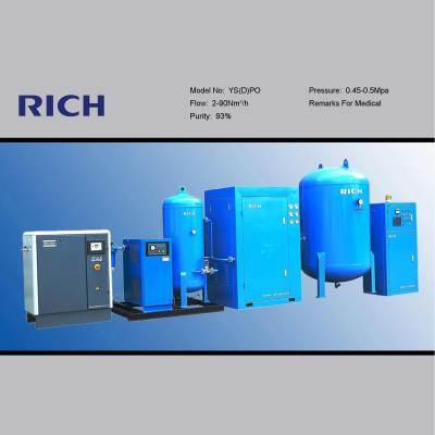 PSA Industrial Oxygen Generator BGPO