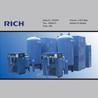 PSA Oxygen gas generator make