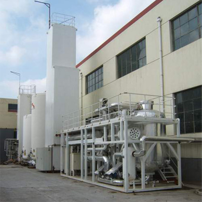 Air separation equipment
