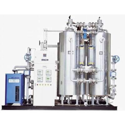 Nitrogen purifying equipment