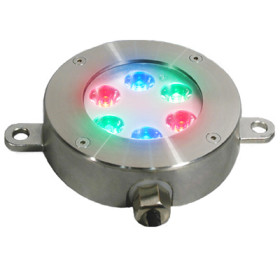 LED underwater light (AL-UW11-6E1/6E3/6E3RGB/6E3F/6E1F/6E1RGB)