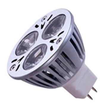 3W die-casting aluminum spotlight