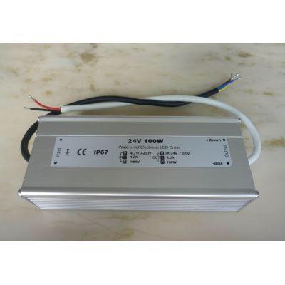 Waterproof Led Driver(AL-S-100W-IP67)