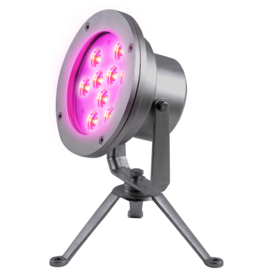 LED underwater light (AL-UW06-9E1/9E3/9E3F/9E3RGB)