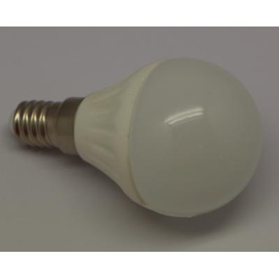 5W LED G45  COB Ceramic Bulb