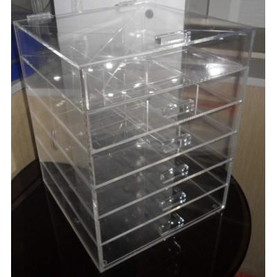 Acrylic Cosmetic Drawer Organizer