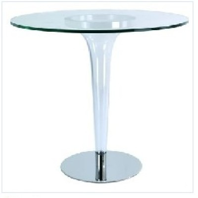 Acrylic Coffee Round Table