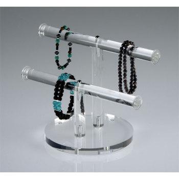 Acrylic jewellery display stand