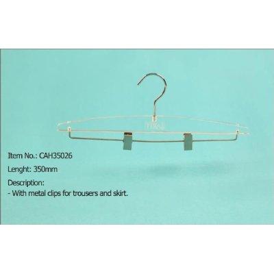 acrylic clips hangers