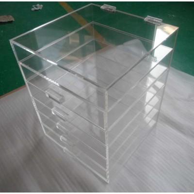 acrylic storage drawer organizer