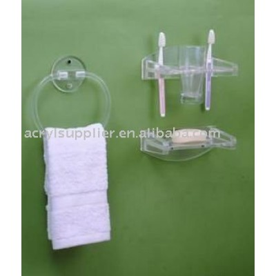 Acrylic Towel Rack(AD-721)