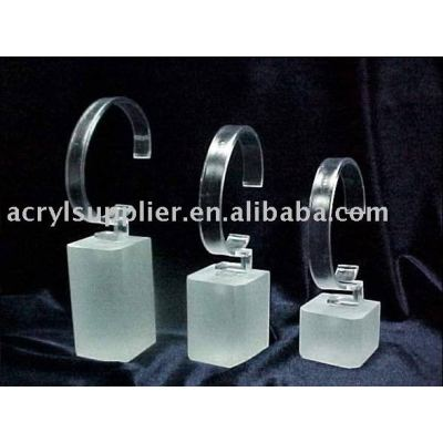 Acrylic watches display(AD-723)