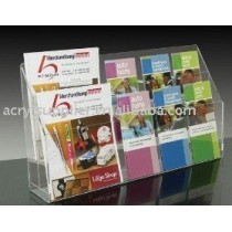 arylic brochure holder