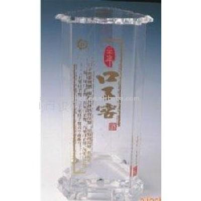 acrylic vase zj051