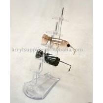 arylic glass display