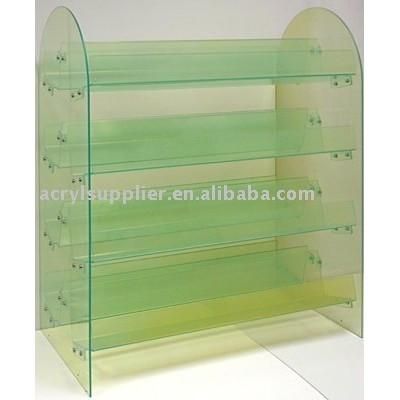 acrylic rack