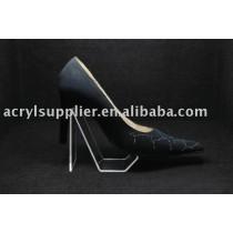 Acrylic shoes rack