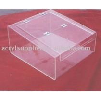 acrylic food case