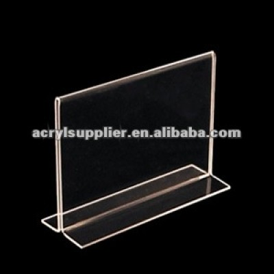 2012 new-designed acrylic stand