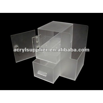 arcylic box with drawers