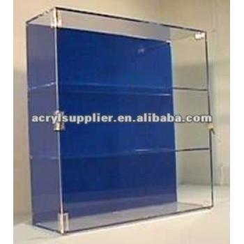 Big clear acrylic display showcase/box