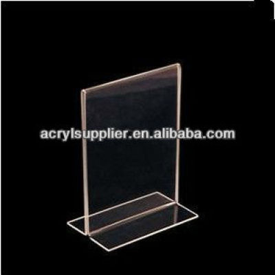 acrylic menu holder ningbo