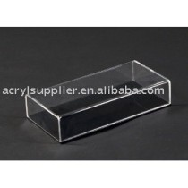 Transparent acrylic all-purpose box and case