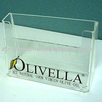 Acrylic business card box(AB-714)