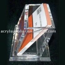 Acrylic business card box(AB-720)
