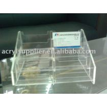 transparent acrylic display box and case
