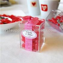 acrylic box,candy box