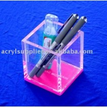 acrylic pen box
