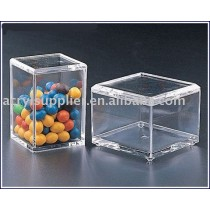 transparent acrylic candy box for home & store