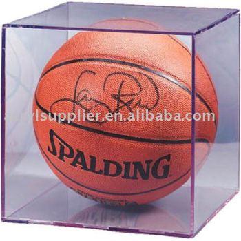 acrylic basketball display box