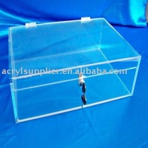 Sell Acrylic Boxes Display