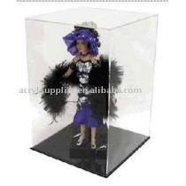 2012 New acrylic doll display case