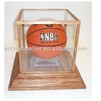 2012 acrylic basketball display case