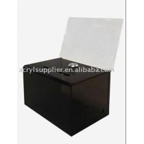 acrylic ballot dox